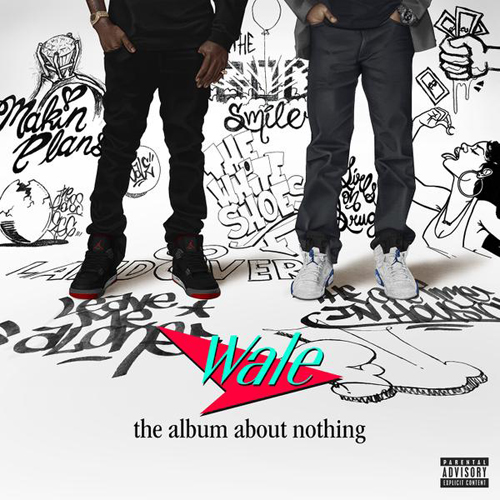 "{NEW MUSIC} Stream Wale's New Album ""The Album About Nothing"""