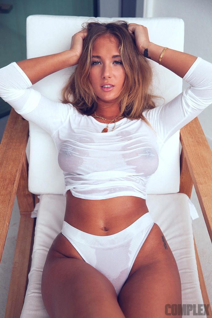 Niykee Heaton Complex Photoshoot